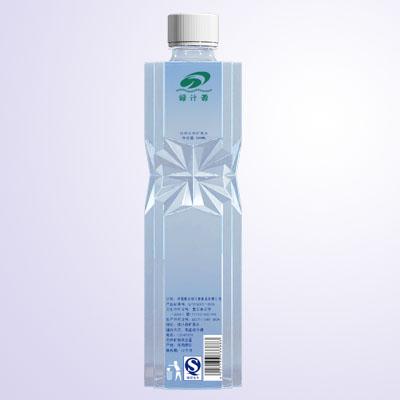 矿泉水瓶纯净水瓶设计