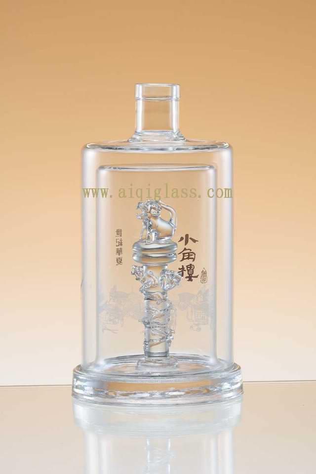 专业生产工艺酒瓶,帆船酒瓶